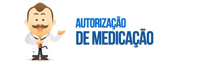 Autorização de Medicação