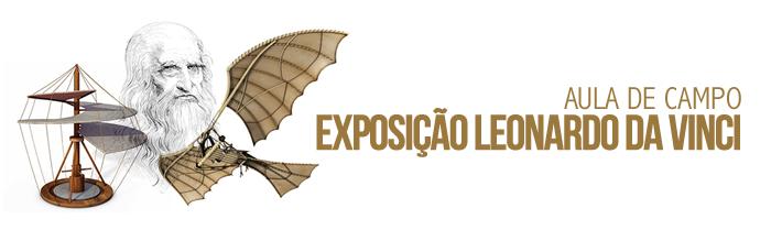 Exposiçao Leonardo Da Vinci