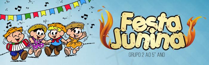 Festa Junina   Escola Criação