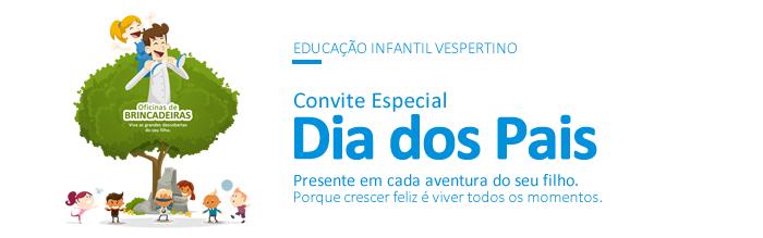 Dia dos Pais 2016 – Vespertino